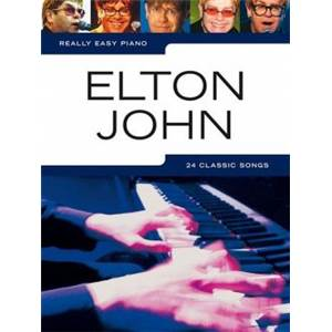 JOHN ELTON - REALLY EASY PIANO