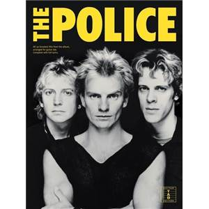 POLICE THE - 30 GREATEST HITS GUITAR TAB