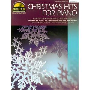 COMPILATION - PIANO PLAY ALONG VOL.012 CHRISTMAS HITS + CD