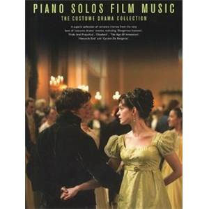 COMPILATION - PIANO SOLOS FILM MUSIC : COSTUME FILM