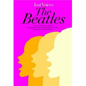 COMPILATION - JUST VOICES THE BEATLES SSA / SAT