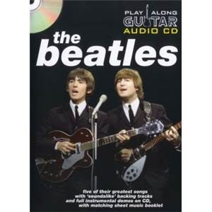 BEATLES THE - PLAY ALONG GUITAR + CD