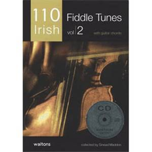 COMPILATION - IRELAND'S BEST FIDDLE TUNES (110) VOL.2 + CD