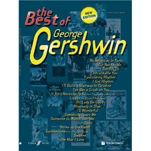 GERSHWIN GEORGE - THE BEST OF P/V/G