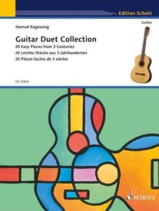 GUITAR DUET COLLECTION - 2 GUITARES