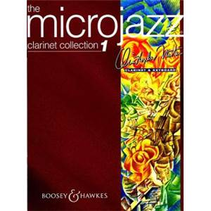 NORTON CHRISTOPHER - MICROJAZZ VOL.1 CLARINETTE/PIANO