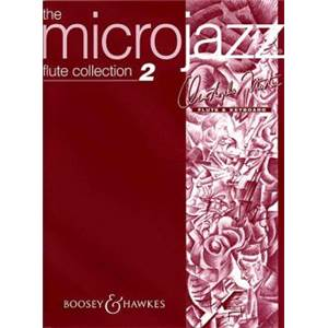 NORTON CHRISTOPHER - MICROJAZZ VOL.2 FLUTE/PIANO