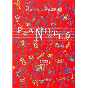 ALLERME JEAN-MARC - PIANOTES JAZZ BOOK 2 - PIANO