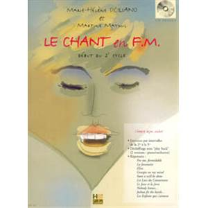 SICILIANO MH/MAYMIL M - CHANT EN FM + CD - FORMATION MUSICALE