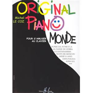 LE COZ MICHEL - ORIGINAL PIANO MONDE