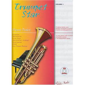 DUTOT PIERRE - TRUMPET STAR VOL.1 + CD