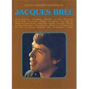 BREL JACQUES - LES PLUS GRANDS SUCCES P/V/G