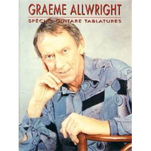ALLWRIGHT GRAEME - SPECIAL TABLATURES