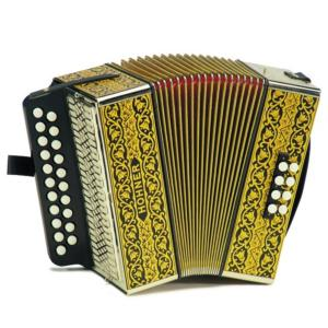 ACCORDEON DIATONIQUE HOHNER 2915 LUXE
