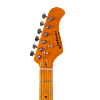 GUITARE ELECTRIQUE SOLID BODY PRODIPE ST80 MA SUNB
