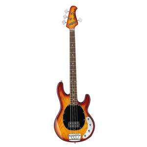 BASSE STERLING STINGRAY HONEY BURST 1S- RAY34HB