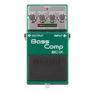 PEDALE EFFETS BASS  BOSS COMPRESSOR BC-1X
