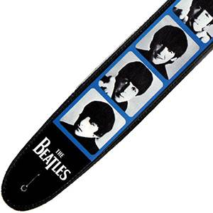 COURROIE GUITARE PLANET WAVES BEATLES HARD DAYS NIGHT 25 LB 02