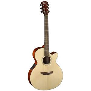 GUITARE FOLK ELECTRO-ACOUSTIQUE CORT SFX1 EQ NS