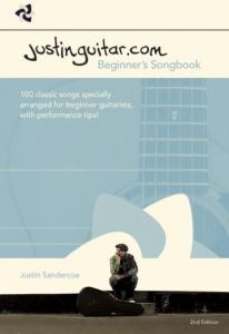 COMPILATION - JUSTINGUITAR.COM BEGINNER'S SONGBOOK 2ND EDITION 100 CLASSIC SONGS TO LEARN GUITAR
