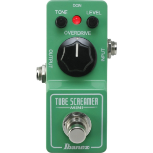 PEDALE D'EFFETS IBANEZ TUBE SCREAMER TS MINI