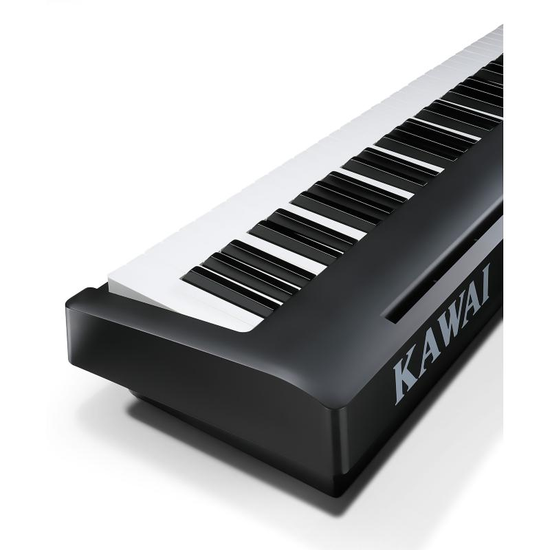piano numerique portable kawai es 100 b noir paul. Black Bedroom Furniture Sets. Home Design Ideas