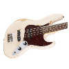 FENDER FLEA JAZZ BASS ROADWORN SHELL PINK 014 1020 356