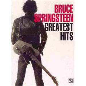 SPRINGSTEEN BRUCE - GREATEST HITS GUITAR TAB.