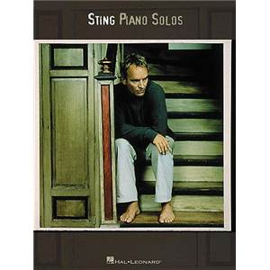 STING - PIANO SOLOS