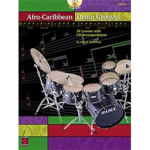 SILVERMAN CHUCK - AFRO CARIBBEAN DRUM GROOVES + CD