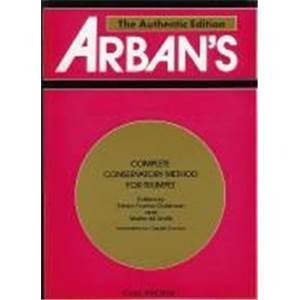 ARBAN JB - COMPLETE METHOD FOR TRUMPET