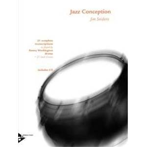 SNIDERO JIM - JAZZ CONCEPTION DRUMS + CD