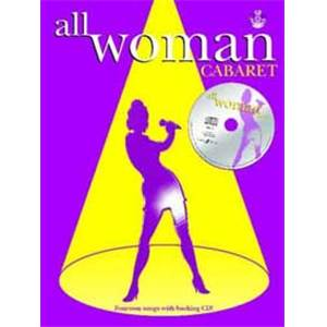 COMPILATION - ALL WOMAN CABARET + CD