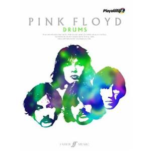 PINK FLOYD - DRUM PLAY ALONG + CD