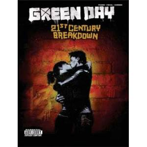 GREEN DAY - 21ST CENTURY BREAKDOWN P/V/G