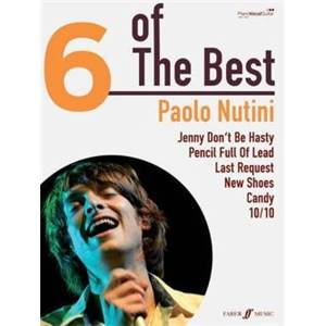 NUTINI PAOLO - 6 OF THE BEST P/V/G