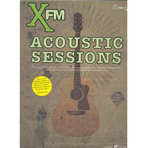 COMPILATION - ACOUSTIC SESSIONS FROM XFM GUIT. TAB. (RADIOHEAD, GREEN DAY, MUSE...)