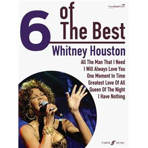HOUSTON WHITNEY - 6 OF THE BEST P/V/G