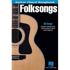 COMPILATION - GUITAR CHORD SONGBOOK FOLKSONGS
