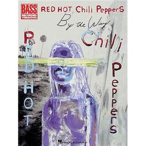 RED HOT CHILI PEPPERS - BY THE WAY BASS RECORDED VERSION