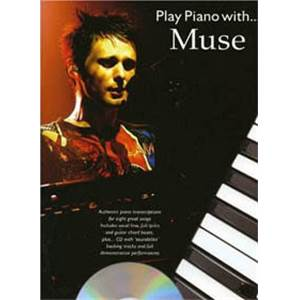 MUSE - PLAY PIANO WITH... + CD
