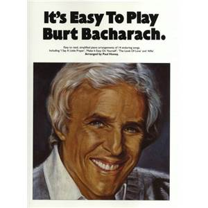 BACHARACH BURT - IT'S EASY TO PLAY