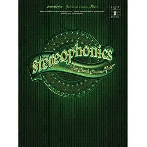 STEREOPHONICS - JUST ENOUGH EDUCATION… GUITAR TAB.
