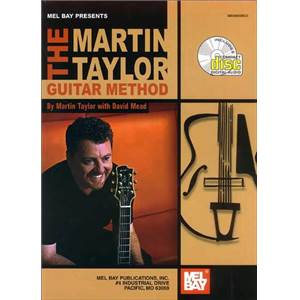 TAYLOR MARTIN - GUITAR METHOD TAB. + CD