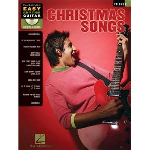COMPILATION - EASY RHYTHM GUITAR VOL.11 CHRISTMAS SONGS + CD