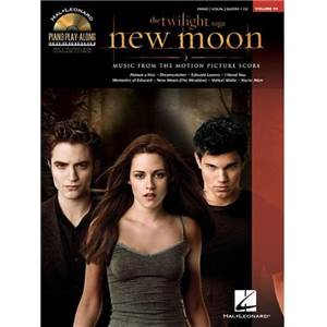 COMPILATION - PIANO PLAY ALONG VOL.094 TWILIGHT NEW MOON SCORE + CD