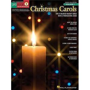 COMPILATION - PRO VOCAL FOR WOMEN AND MEN SINGERS VOL.7: CHRISTMAS CAROLS + CD