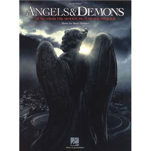 ZIMMER HANS - ANGELS & DEMONS MUSIC FROM THE MOTION PICTURE