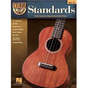 COMPILATION - UKULELE PLAY ALONG VOL.16 STANDARDS + CD