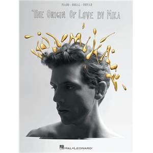 MIKA - THE ORIGIN OF LOVE P/V/G